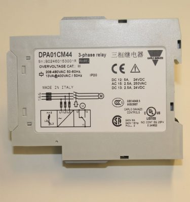 HMX Phase Loss Monitor device