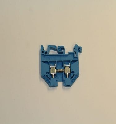 Blue, Rail Connector for HMX control panel