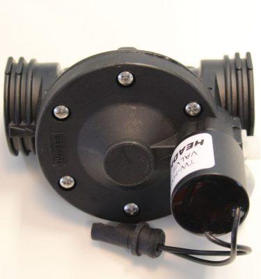 sea water flush valve