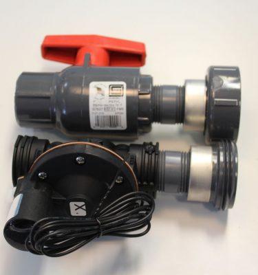 Electric Adder Kit Flush valve