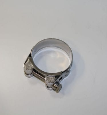 Stainless Steel 316 Hose Clamp (48-51mm hose)