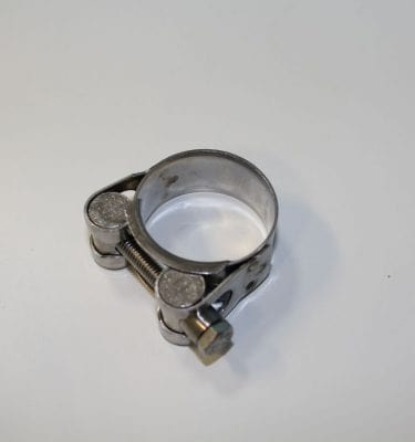 Stainless Steel 316 Hose Clamp (32-35mm hose)
