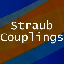 Straub type couplings